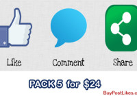 buy facebook pack