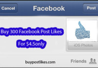 purchase 300 post likes