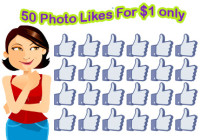 buy 50 FB photo likes