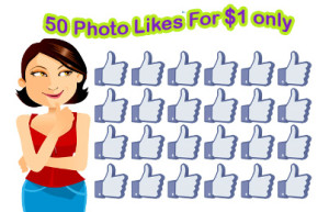 buy 50 FB photo likes