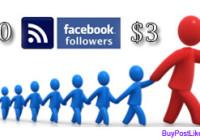 buy facebook followers 200