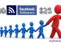 buy 2000 facebook followers